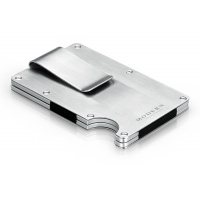 MODERN RFID不鏽鋼防盜超薄錢夾