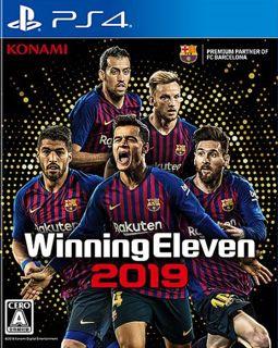 KONAMI PS4 Winning Eleven PES 2019 中英文合版價錢、規格及用家意見 ... f80b059fa5ac2