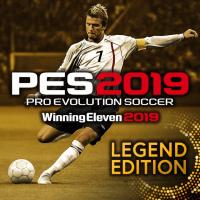 KONAMI PS4 Winning Eleven PES 2019 Legend Edition 中英文合版