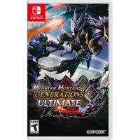 CAPCOM Monster Hunter Generations Ultimate 中英文合版