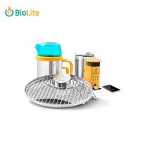 BioLite CampStove 2 Bundle 戶外發電柴火爐組合(第二代)