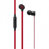 urBeats3 入耳式耳機配備 3.5 毫米插頭 - The Beats Decade Collection - 桀驁黑紅