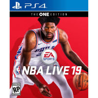 EA PS4 NBA LIVE 19 The ONE Edition (美版)