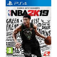 2K Games PS4 NBA 2K19 中英合版