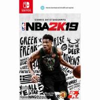 2K NBA 2K19 中英合版