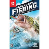 Ubisoft Legendary Fishing 中日英文版