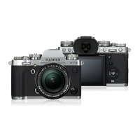 Fujifilm X-T3 with 18-55mm kit