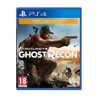 Ubisoft PS4 火線獵殺: 野境 第二年度黃金版 中英文版