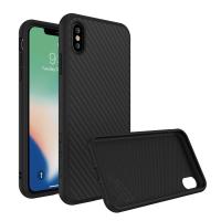 Rhino Shield iPhone XS Max 犀牛盾Solidsuit防摔手機殼 - 碳纖維