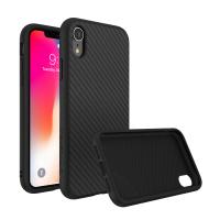 Rhino Shield iPhone XR 犀牛盾Solidsuit防摔手機殼 - 碳纖維