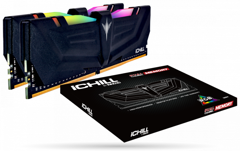 Inno3D Ichill RGB DDR4-3200 16GB Dual Channel Kit