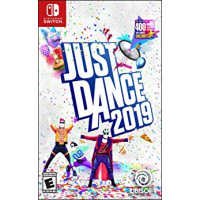 Ubisoft Just Dance 2019 中英文版
