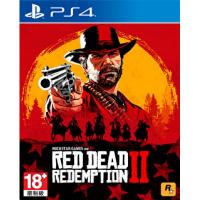 Rockstar PS4 Red Dead Redemption 2 中英文版