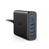 Anker PowerPort I PD with 1 PD & 4 PowerIQ
