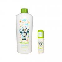 Babyganics Alcohol Free Foaming Hand Sanitizer (473ml+50ml)