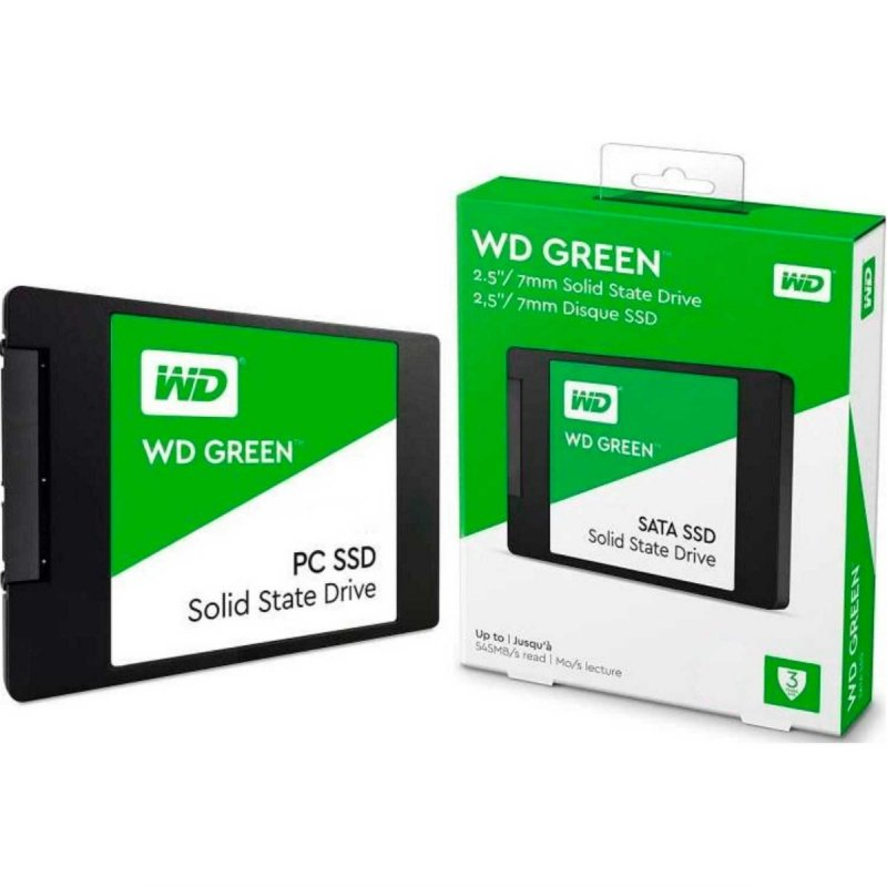 Western Digital WD Green PC SSD (480GB) WDS480G2G0A