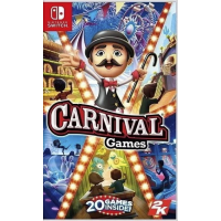 2K Carnival Games 體感嘉年華 中英文版