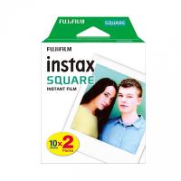 FujiFilm Instax SQUARE Instant Film (10 Sheets x 2 Packs)