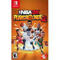 Nintendo NBA 2K Playgrounds 2 中英文版