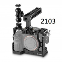 SmallRig 2103 Camera Cage Kit for Sony A7RIII / A7III
