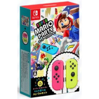 Nintendo Super Mario Party + Switch Joy-Con 控制器 同捆組
