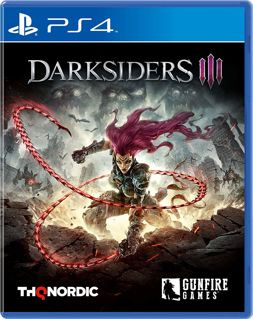 THQ PS4 Darksiders III 簡體中文英文版