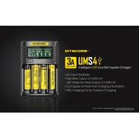 Nitecore UMS4 Intelligent USB 4 battery slots Superb battery charger