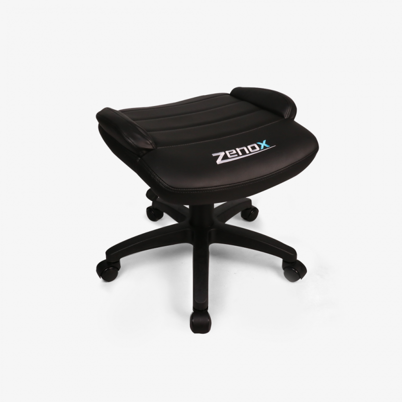 Amazing Zenox Footstool For Racing Chair Machost Co Dining Chair Design Ideas Machostcouk