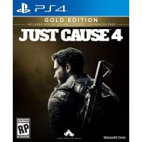 Square Enix PS4 Just Cause 4 黃金版 中英文版