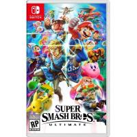 Nintendo 任天堂明星大亂鬥 特別版 Super Smash Bros Ultimate (中英日版)