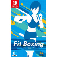 Imagineer Fit Boxing (中/日文版) - 亞洲版