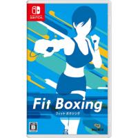 Imagineer Fit Boxing 中英文版