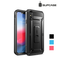 SUPCASE iPhone XS Max Unicorn Beetle Pro Case 前後全面保護手機殼