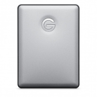 G-Technology 4TB G-DRIVE mobile USB-C Portable Hard Drive