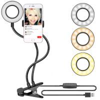 Neewer Selfie Ring Light