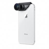 Olloclip 魚眼 + 廣角 + 微距鏡頭,適用於 iPhone 8 / 7 及 iPhone 8 Plus / 7 Plus