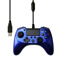 Hori PS3/PS4 FPS Plus連射功能射擊遊戲專用控制器 Blue