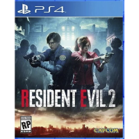 CAPCOM PS4 生化危機2 重製版 Biohazard RE:2 中英日文合版