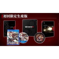 Bandai Namco PS4 噬神者3 限定版 God Eater 3 Limited Edition 中文版