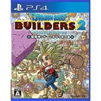 Square Enix PS4 勇者鬥惡龍 創世小玩家 2 破壞神席德與空蕩島 中文版
