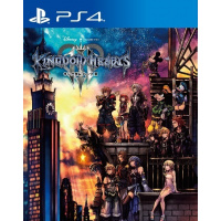 Square Enix PS4 Kingdom Hearts 3 王國之心3 (日文版)