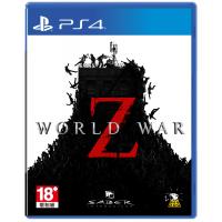 Saber Interactive PS4 末日之戰 World War Z (繁體中文/英文版) - 亞洲版