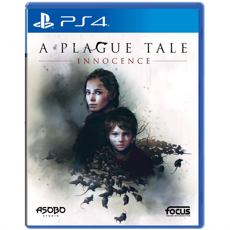 Focus Home Interactive PS4 A Plague Tale: Innocence 瘟疫傳說:無罪 亞洲版