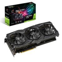 ASUS ROG Strix GeForce GTX1660 Ti OC edition 6GB GDDR6 (ROG-STRIX-GTX1660TI-O6G-GAMING)