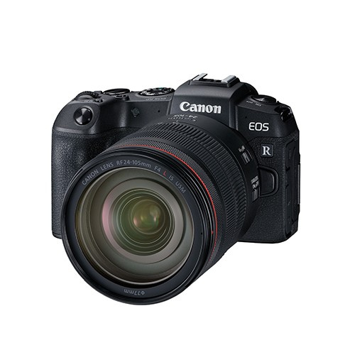 Canon EOS RP 連 RF 24-105mm f/4L IS USM