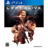 Square Enix PS4 Left Alive 英文版
