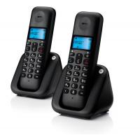 Motorola 數碼室內無線子母電話 T302+