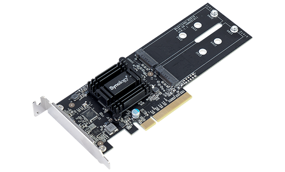 Synology M2D18 Adapter Card M.2 SSD 轉接卡