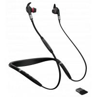 Jabra Evolve 75e 商用級 頸掛入耳式無線藍牙耳機