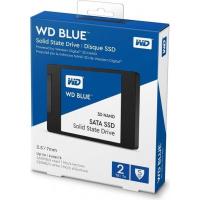 """Western Digital 2.5"""" WD Blue 3D NAND SATA SSD 2TB (WDS200T2B0A)"""